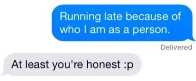 Awkward Boss Texts (29 pics)