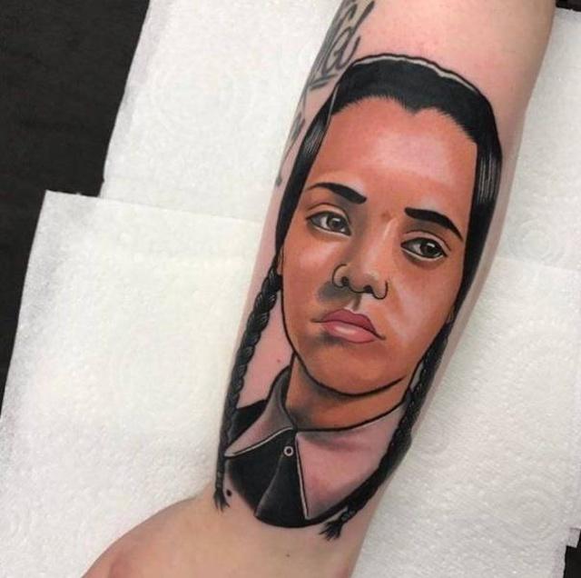 Movie-Inspired Tattoos (38 pics)