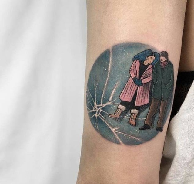 Movie-Inspired Tattoos (38 pics)