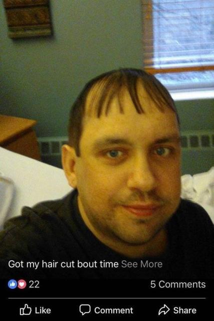 Funny Haircuts (33 pics)