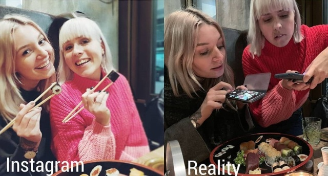 Instagram Vs Reality (20 pics)