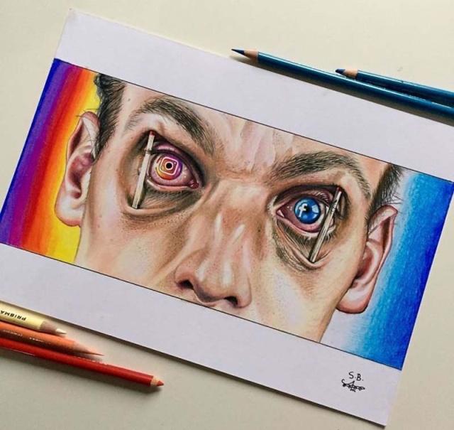 Art by Sam Bailey (21 pics)
