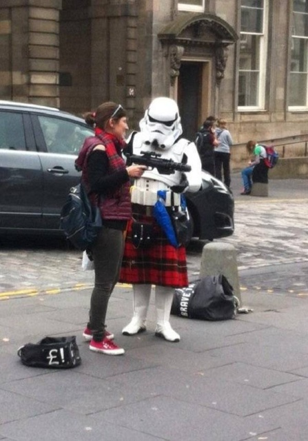 Welcome To Scotland (38 pics)