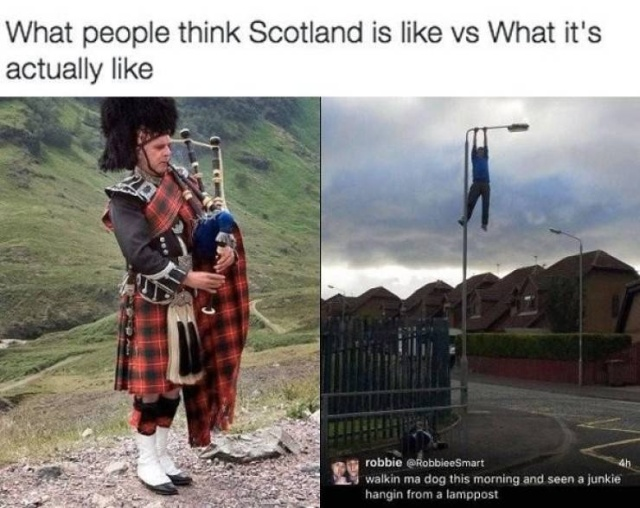 Welcome To Scotland (38 pics)