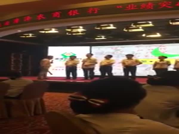 Chinese Teambuilding