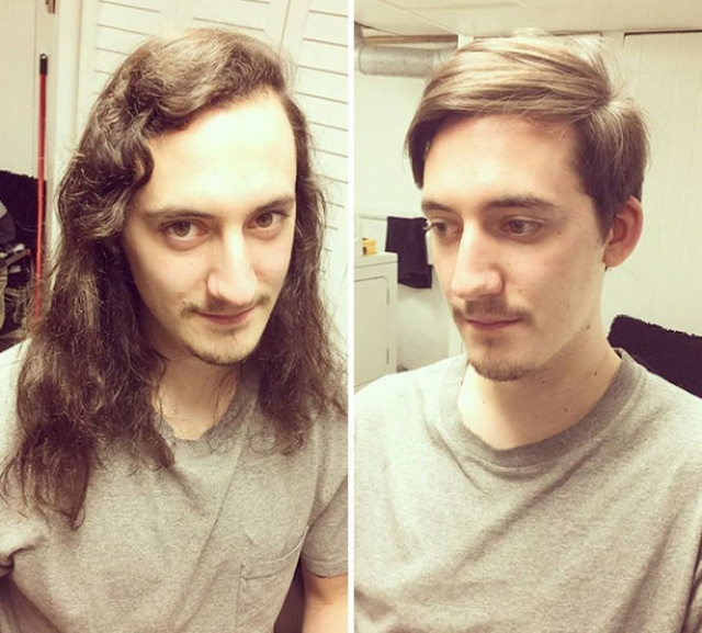 This Is How A Good Haircut Can Change You (16 pics)