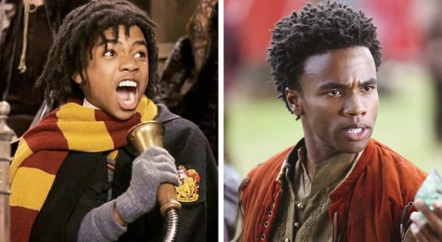 Harry Potter Actors Then And Now (12 pics)