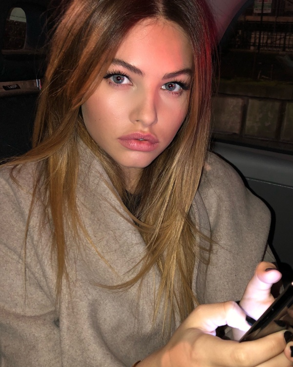 'Most Beautiful Girl In The World' Thylane Blondeau Then And Now (20 pics)
