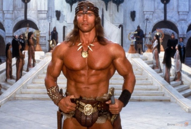 How Arnold Schwarzenegger Has Changed In The Movies (10 pics)