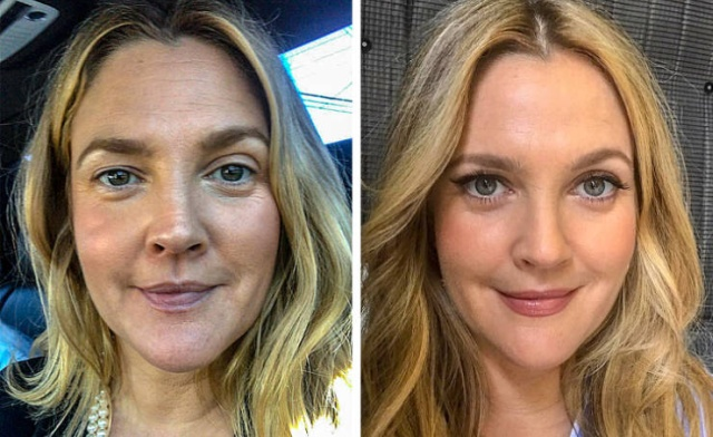Celebs Without Makeup (24 pics)