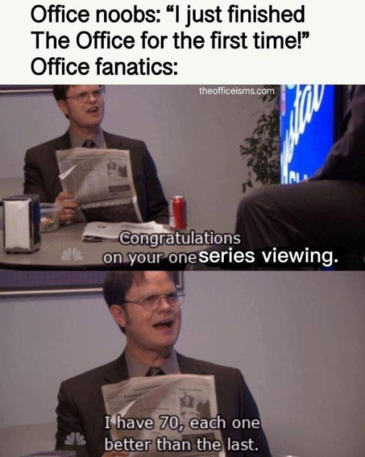 """The Office"" Memes (28 pics)"