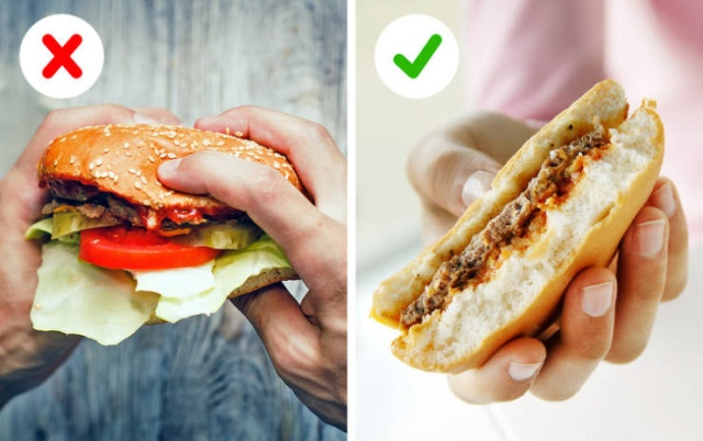 Eat Things The Right Way (15 pics)