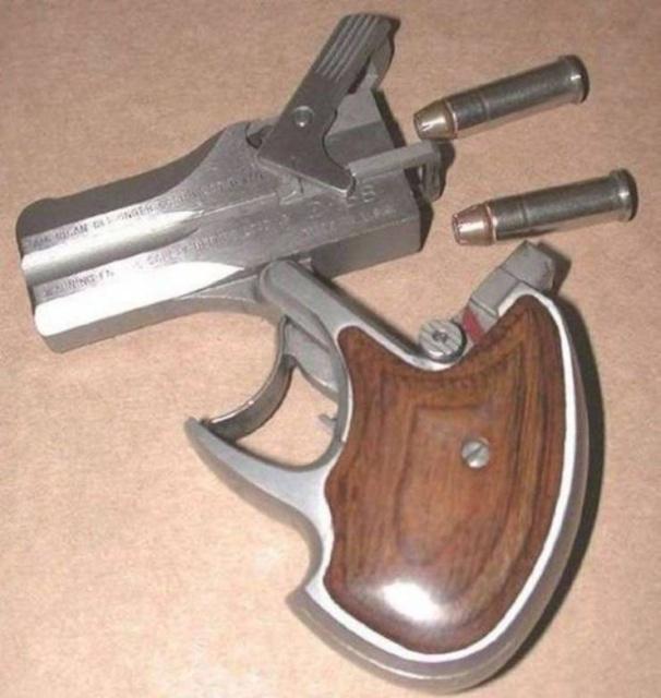Very Strange Firearms (36 pics)