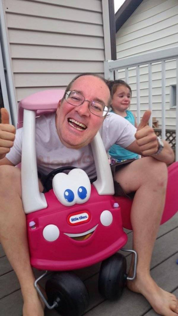 Dads Are The Best (31 pics)