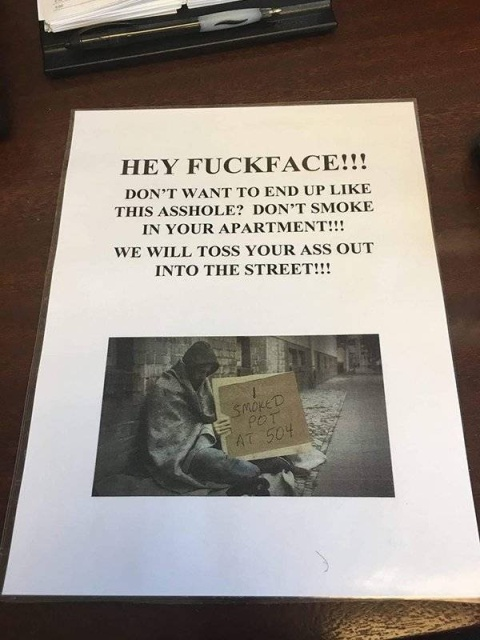 Strange And Funny Management Notices (21 pics)
