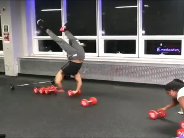 Serious Upper Body Strength