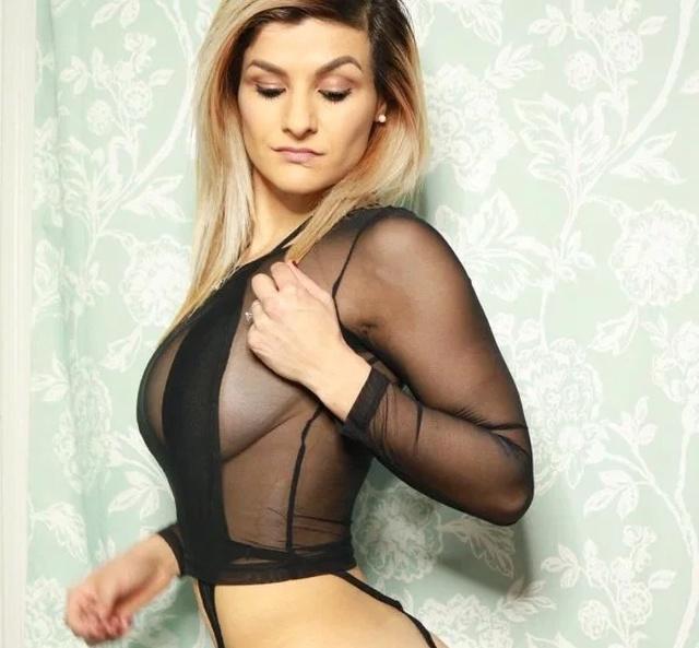 Hot Girls In Mesh Dresses (30 pics)