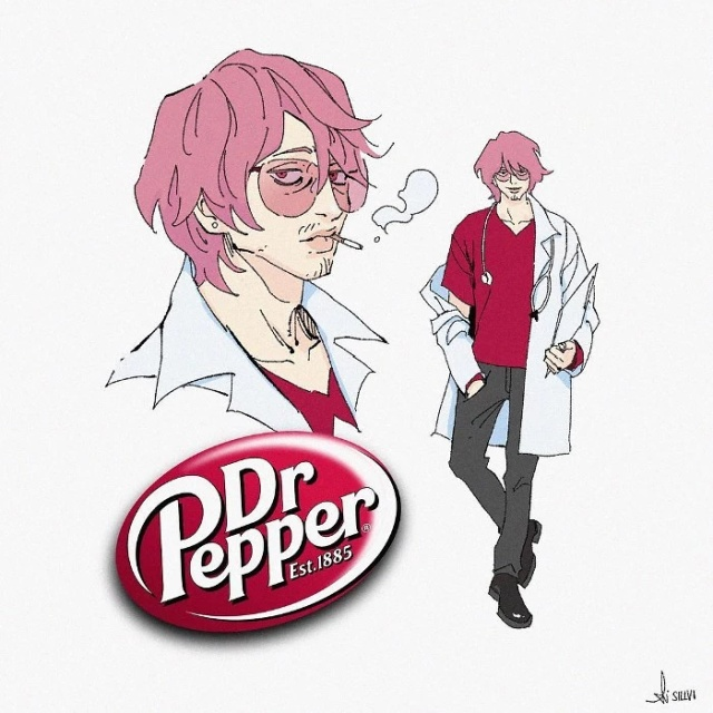 If Popular Brands Were Anime Characters (32 pics)