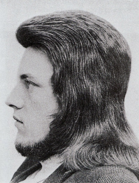Men's Hairstyles From The 70s (19 pics)
