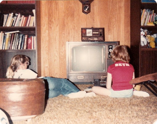 People With Technologies in the Eighties (25 pics)