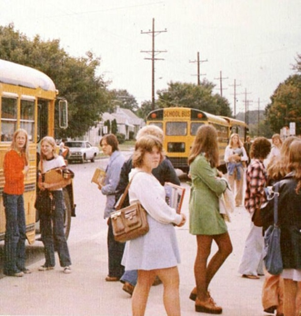 Schools In The 1970s (39 pics)