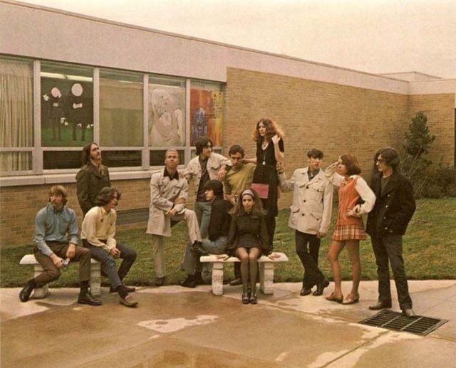 Schools In The 1970s (39 pics)