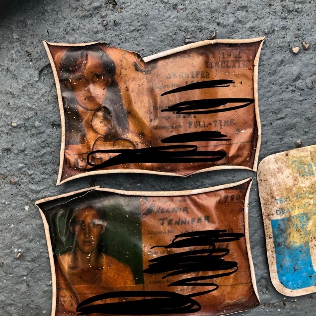 A Wallet Found 40 Years After It Went Missing (5 pics)