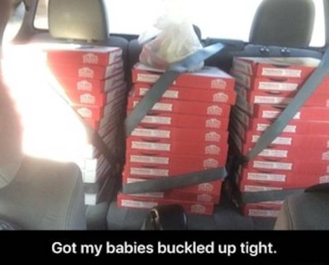 There's No Such Thing As A Good Excuse To Not Use Your Seat Belt (24 pics)