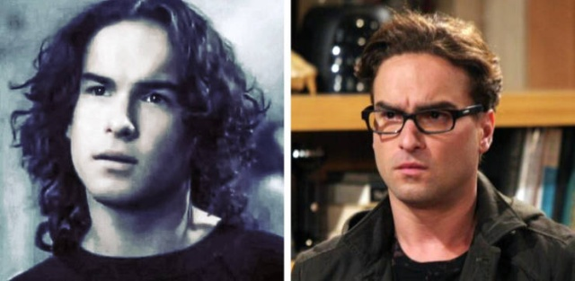 """""""The Big Bang Theory"""" Cast Then And Now (13 pics)"""