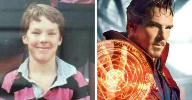 Avengers Stars When They Were Kids (19 pics)