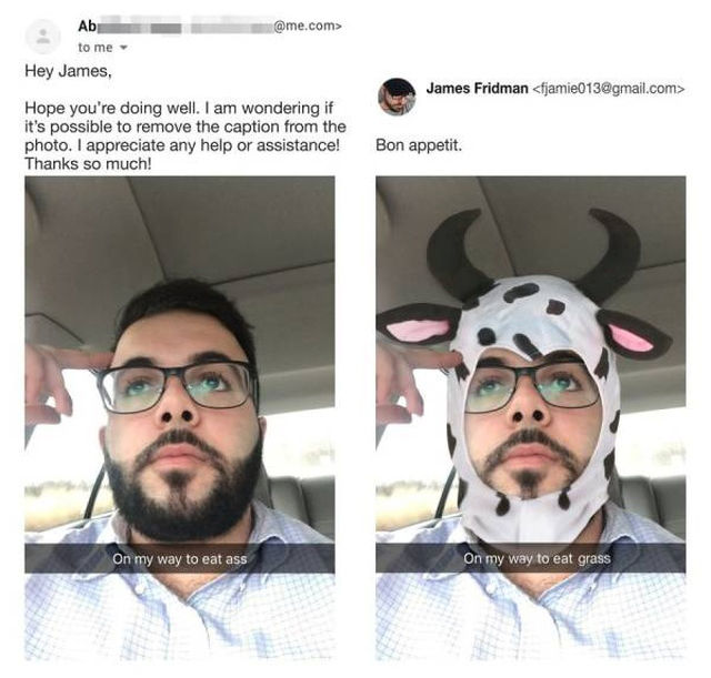 Photoshop Trolling By James Fridman (15 pics)
