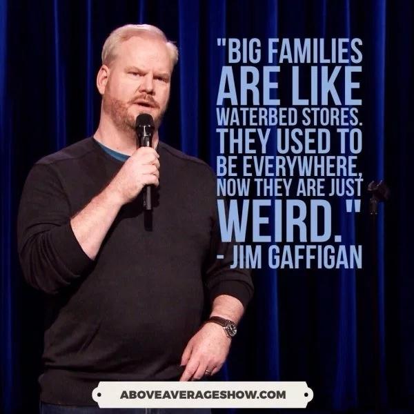 Jim Gaffigan Quotes (26 pics)