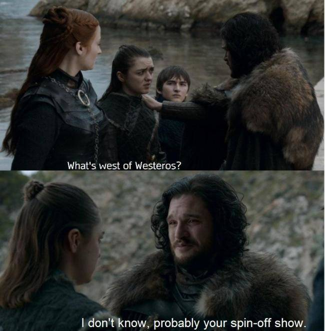 """Game Of Thrones"" Memes (48 pics)"