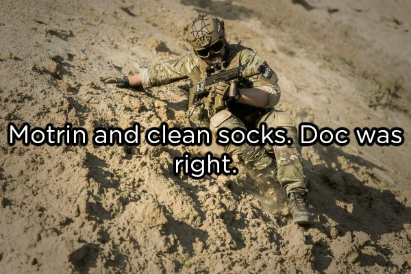 Advice For The Military Newbies (15 pics)
