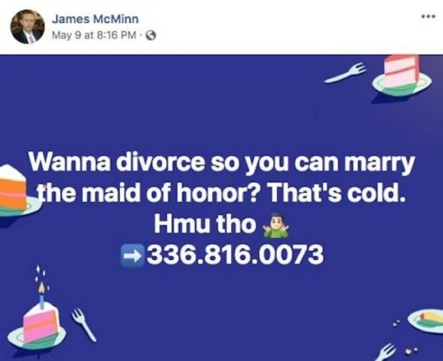 This Divorce Lawyer Has Hilarious Meme Advertising (23 pics)