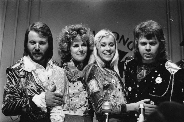 Photos Of ABBA (50 pics)