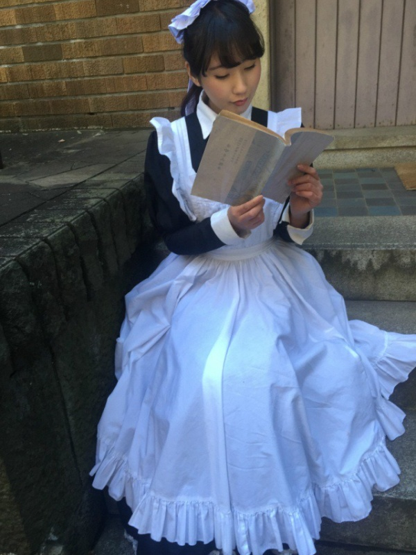 Maid Day 2019 In Japan. The Best Maid Cosplayers (25 pics)