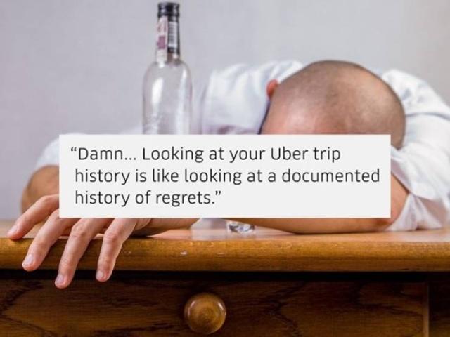 Overheard In Ubers (25 pics)