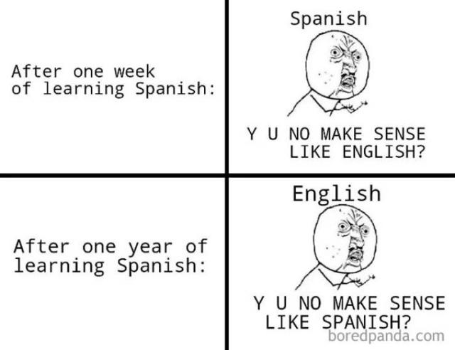 Spanish Memes (30 pics)