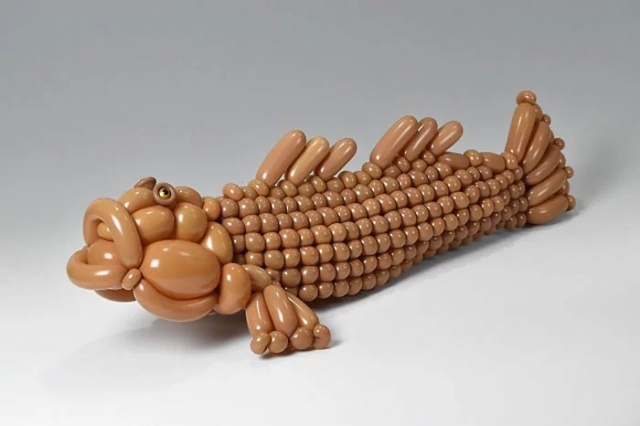 Incredibly Detailed Balloon Sculptures By Japanese Artist Masayoshi Matsumoto (25 pics)