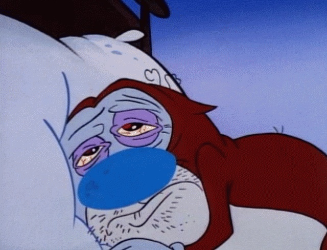Remember 'Ren and Stimpy'? (17 gifs)