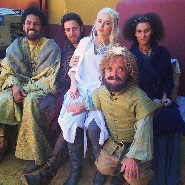 Rosie Mac, Dany Targaryen's Stunt Double, Is Very Cute (30 pics)