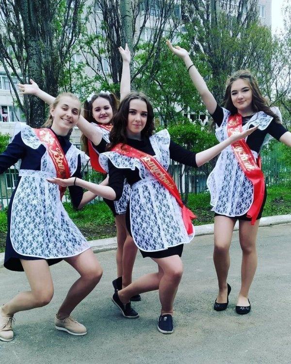 Graduation In Russia (20 pics)