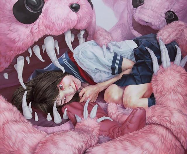 """Schoolgirl Nightmares"" By Kazuhiro Hori (37 pics)"