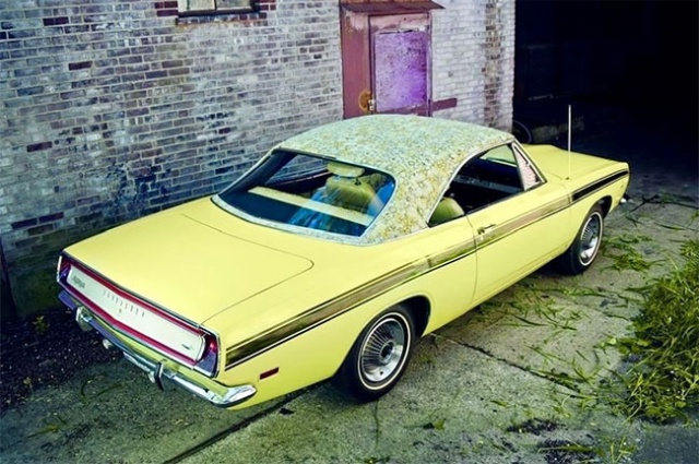 Top Car Designs From The 1960s And 1970s (23 pics)