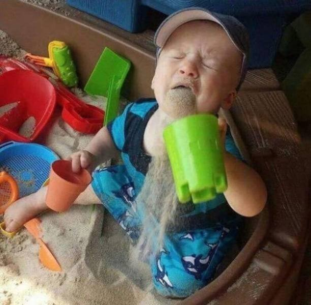 Kids Can Destroy Everything (28 pics)