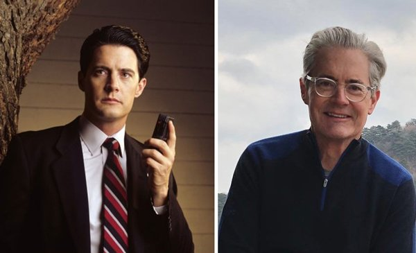 '90s TV Actors Then And Now (20 pics)