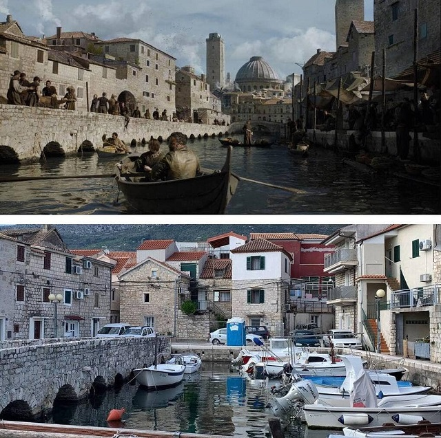'Game of Thrones' Filming Locations In Real Life (20 pics)