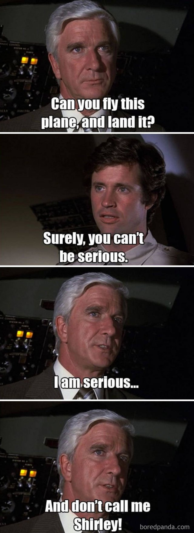 "Facts About ""Airplane"" (32 pics)"