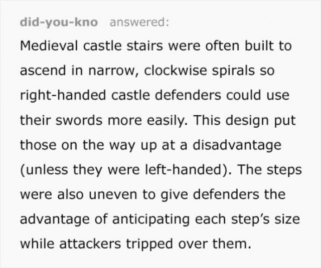 Peculiarities Of Medieval Times Explained (31 pics)